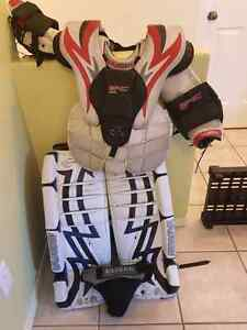 Vaughn Goalie set