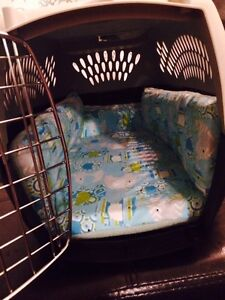 Multipurpose, Reversible and Absorbent Pet Carrier Bed!