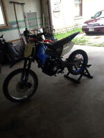 2007 gio 250 dirt bike runs mint