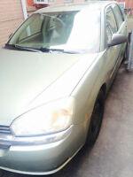 2004 Chevrolet Malibu XLE Hatchback