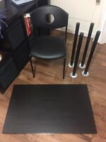 IKEA DESK & CHAIR GREAT CONDITION