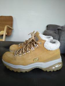 Chaussures marche hiver Skechers sport premium