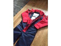 Ocean yachting suit