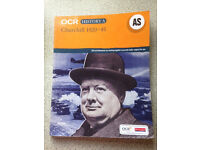 OCR History A Churchill 1920-1945
