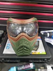 paint ball or airsoft mask