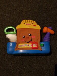 Fisher-Price tool bag