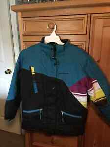 Northpeak Winter Jacket Size 10-12 Kitchener / Waterloo Kitchener Area image 1