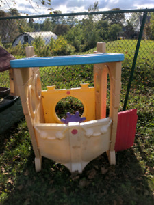Outdoor Imaginative Play Pirate Ship (Dora and Diego)