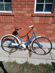 Scp vintage Ladies bicycle