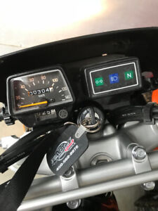 Moto Yamaha TW 200  2018
