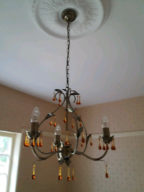 VINTAGE STYLE CEILING LIGHTS