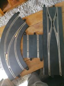 Scalextric digital track