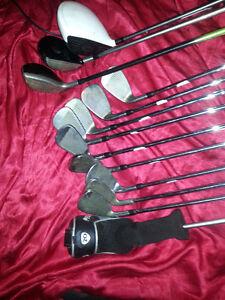 TaylorMade  P I N G  RBZ golf club set OF 14