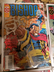 Marvel Comics First Bishop mini-series