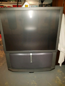 56 inch tv for sale. ($35.00, or best offer.)