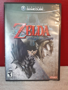 The Legend of Zelda: Twilight Princess - for GameCube