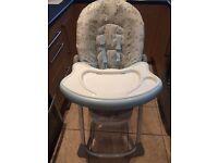 I Love My Bear Highchair