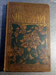 Shakespeare book 1899