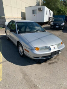 2002 SATURN SLI ONLY 152K - ONLY $2650.00 CERTIFIED!!!!!!