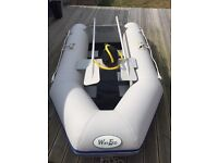 Inflatable Dinghy 2.6m Wavco