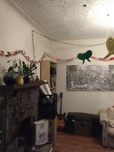 Bright and Sunny Sublet (May to July)