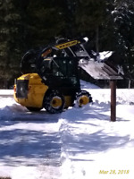 Skidsteer for hire