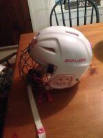 Girl's skating helmet