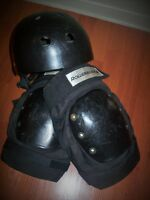 SECOND HAND : CASQUE PRO-TEC HELMET + ROLLERBLADE RAMP KNEE PAD City of Montréal Greater Montréal Preview