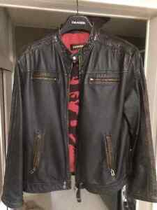 Men's leather jacket and coats London Ontario image 1