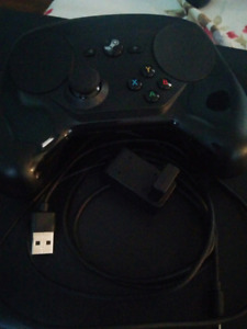 Steam controller used only a few times