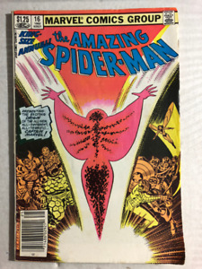 Amazing Spider-man Annual #16  1982 + bonus comic