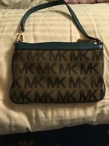 Michael Kors Wristlet and Coach Handbag