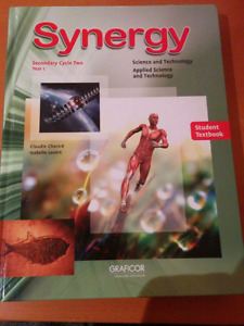 Synergy Science and technology Secondary Cycle Two Year 1