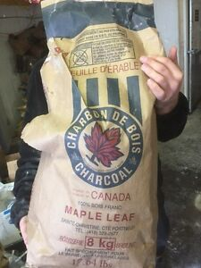 Charcoal Maple Leaf 8Kg