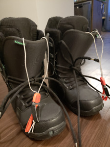 Burton Rampant Snowboard Boot-Brand New condition