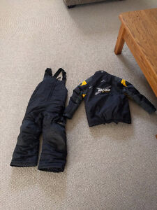 Kids Skidoo suit Stratford Kitchener Area image 3