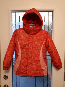 Girls winter coat size s/p