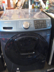 SAMSUNG - Front Load - Washer