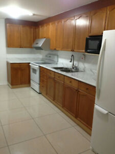 2 bedrooms new renovated basement for rent