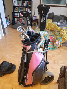 Xv 450 ladies right-handed golf set