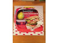 NEW - Healthy Lunchboxes for Kids RRP £10.99