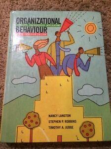 Organizational Behaviour - 5th Canadian Edition