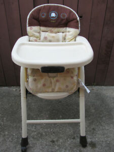 CARTERS HIGH CHAIR