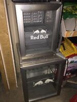 Mini frigo redbull stainless