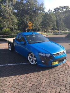 Ford falcon xr6t fg ute big power swap trade race drag 4x4 4wd Neutral Bay North Sydney Area Preview