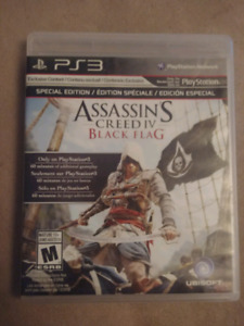 Assassins Creed Special Edition for PS3