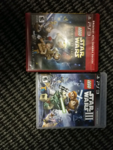 2-lego star wars games PS3