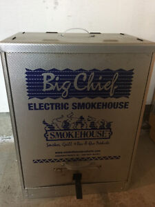 Big Chief Electric Smoker