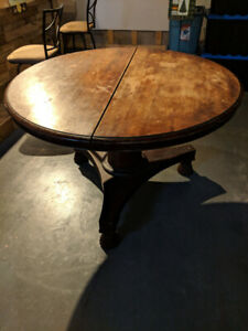 Pre 1860s dinning room table