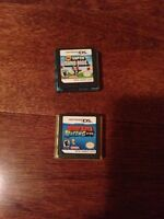 New super Mario bros.DS Et  Diddy KONG RACING DS
